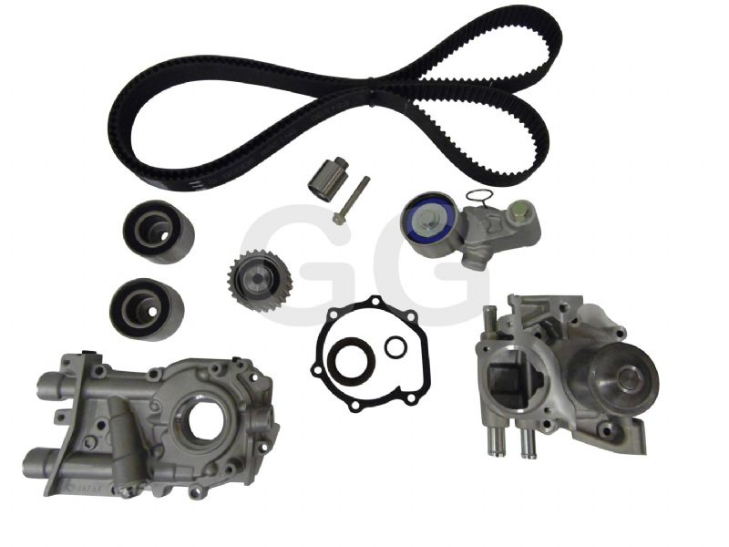 Impreza Turbo WRX STI 98-02 Upgraded Timing Belt Kit Water Pump Modified Oil Pump Crank Seal GGS123TBK10U